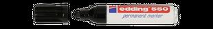 EDDING Permanentmarker 550 Rundspitze 3-4 mm schwarz