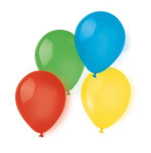 Luftballons aus Latex 50 Stück mehrere Farben