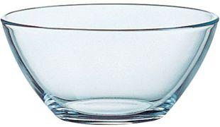 Glasschüssel Ø 23 cm transparent