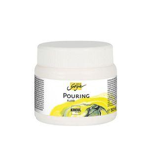 """KREUL Pouring Fluid """"Solo Goya"""" 150 ml transparent"""