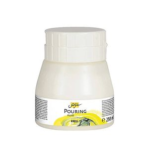 """KREUL Pouring Fluid """"Solo Goya"""" 250 ml transparent"""