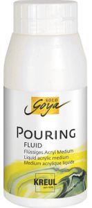"""KREUL Pouring Fluid """"Solo Goya"""" 500 ml transparent"""