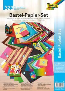 FOLIA Bastelpapier-Set 323 Teile