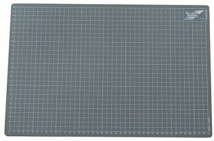 Schneideunterlage 30 x 45 cm grau