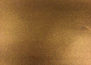 FOLIA Glitterkarton 50 x 70 cm gold