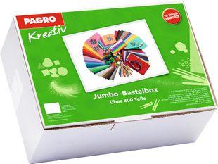 PAGRO KREATIV Jumbo-Bastelbox über 800 Teile