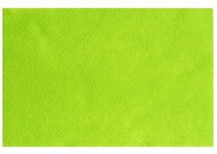 FOLIA Bastelfilz 20 x 30 cm 150 g hellgrün