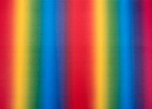 FOLIA Fotokarton 50 x 70 cm regenbogen