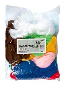 FOLIA Märchenwolle 350 g verschiedene Farben