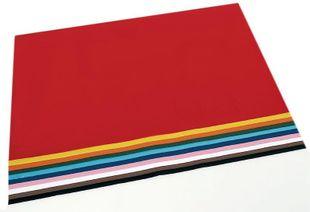 Tonzeichenpapier 100 Bögen 50 x 70 cm mehrere Farben