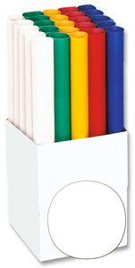 FOLIA Transparentpapier 50 x 70 cm weiß