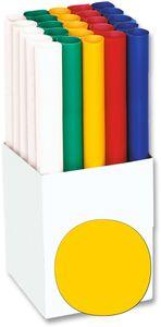 FOLIA Transparentpapier 50 x 70 cm gelb