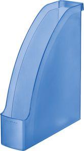 LEITZ Stehsammler A4 blau frost transparent