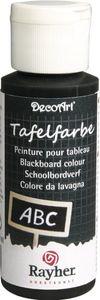 RAYHER Tafelfarbe 59 ml schwarz