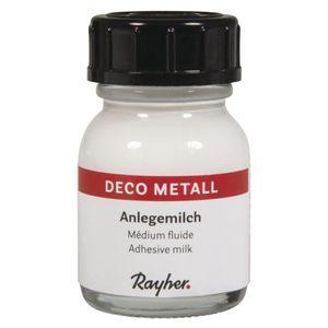 RAYHER Anlegemilch für Deco-Metall 25 ml