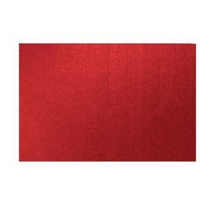 RAYHER Textilfilz 30 x 45 x 0,2 cm rot