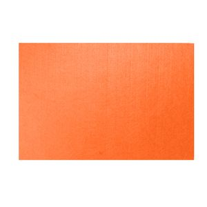 RAYHER Textilfilz 30 x 45 x 0,2 cm orange