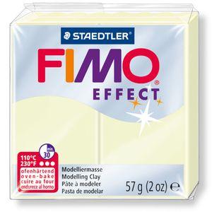 STAEDTLER Einzelblock Fimo Effect nachtleuchtend