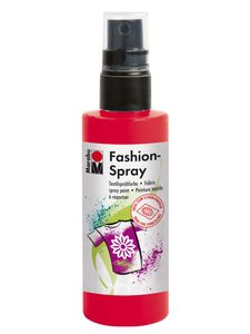 MARABU Fashion Spray 100 ml rot