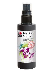 MARABU Fashion Spray 100 ml schwarz
