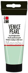 "MARABU Acryl-Perlglanzfarbe ""Venice Pearl"" 100 ml perlmutt-grün"