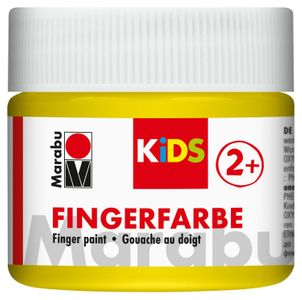 MARABU Kids Fingerfarbe 100 ml gelb