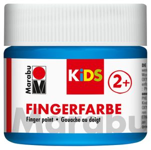 MARABU Kids Fingerfarbe 100 ml blau