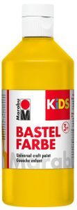 MARABU Kids Bastelfarbe 500 ml gelb