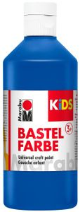 MARABU Kids Bastelfarbe 500 ml blau