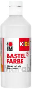MARABU Kids Bastelfarbe 500 ml weiß