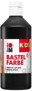 MARABU Kids Bastelfarbe 500 ml schwarz