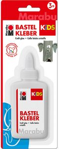 MARABU Kids Bastelkleber 100 ml transparent
