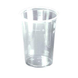 Trinkbecher 0,3 Liter 100 Stück transparent