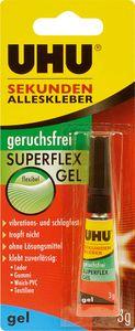 "UHU Sekunden-Alleskleber ""Superflex Gel"" 3g"
