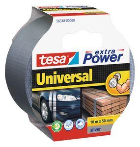 "TESA Reparaturband ""Extra Power"" 10 m x 50 mm silber"