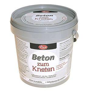 VIVA DECOR Knetbeton 1,5 kg im Kübel