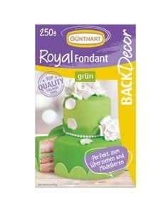 "GÜNTHART Rollfondant ""Pastell"" 250g grün"