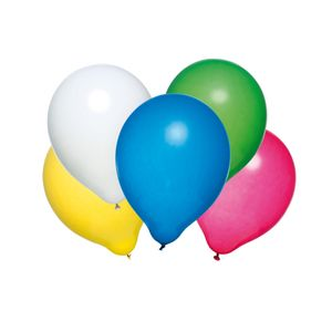 Luftballons 100 Stück mehrere Farben
