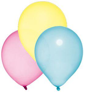 """Luftballons """"Perlmutt"""" 10 Stück mehrere Farben"""