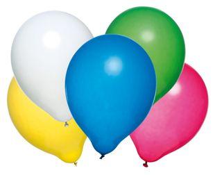 Luftballons 50 Stück mehrere Farben