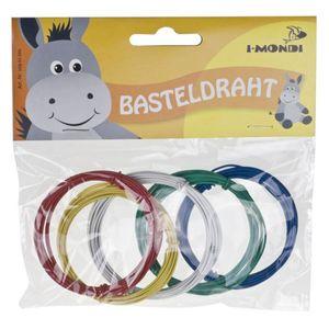 I-MONDI Basteldraht 5 x 2,5 m 5 Stück