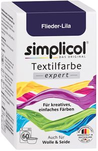 "SIMPLICOL Textilfarbe ""Expert"" 150 g flieder-lila"