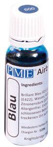 PME Airbrush Farbe 25ml blau