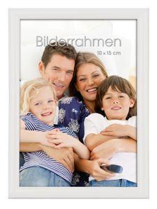 """INTERTRADING Bilderrahmen """"Vienna"""" 10 x 15 cm weiß"""
