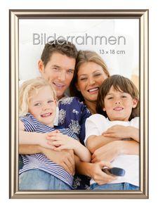 """INTERTRADING Bilderrahmen """"Vienna"""" 13 x 18 cm silber"""
