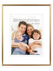 """INTERTRADING Bilderrahmen """"Vienna"""" 40 x 50 cm gold"""