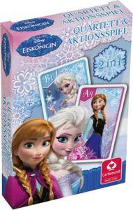 """ASS ALTENBURG Quartett """"Disney Frozen"""" 32 Karten"""