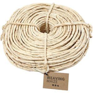 Maisschnur 3,5 - 4 mm 500g natur