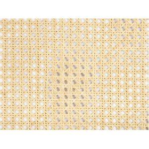 Wiener Geflecht grob 40 x 50 cm beige