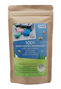 GLOREX Bienenwachs 200 g weiß